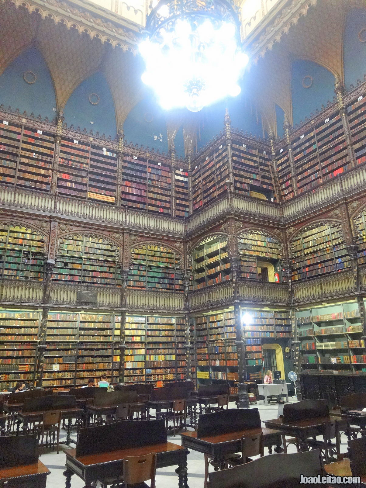 Royal Portuguese Cabinet of Reading