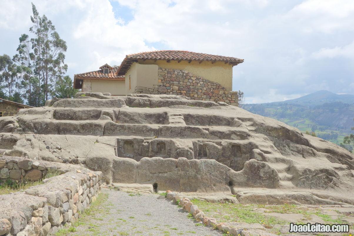 Tambo in Ecuador