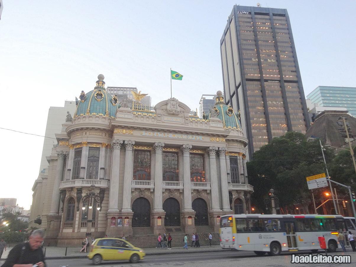 Theatro Municipal of Rio de Janeiro