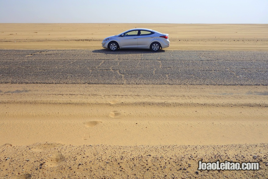 Tips for driving in Kuwait