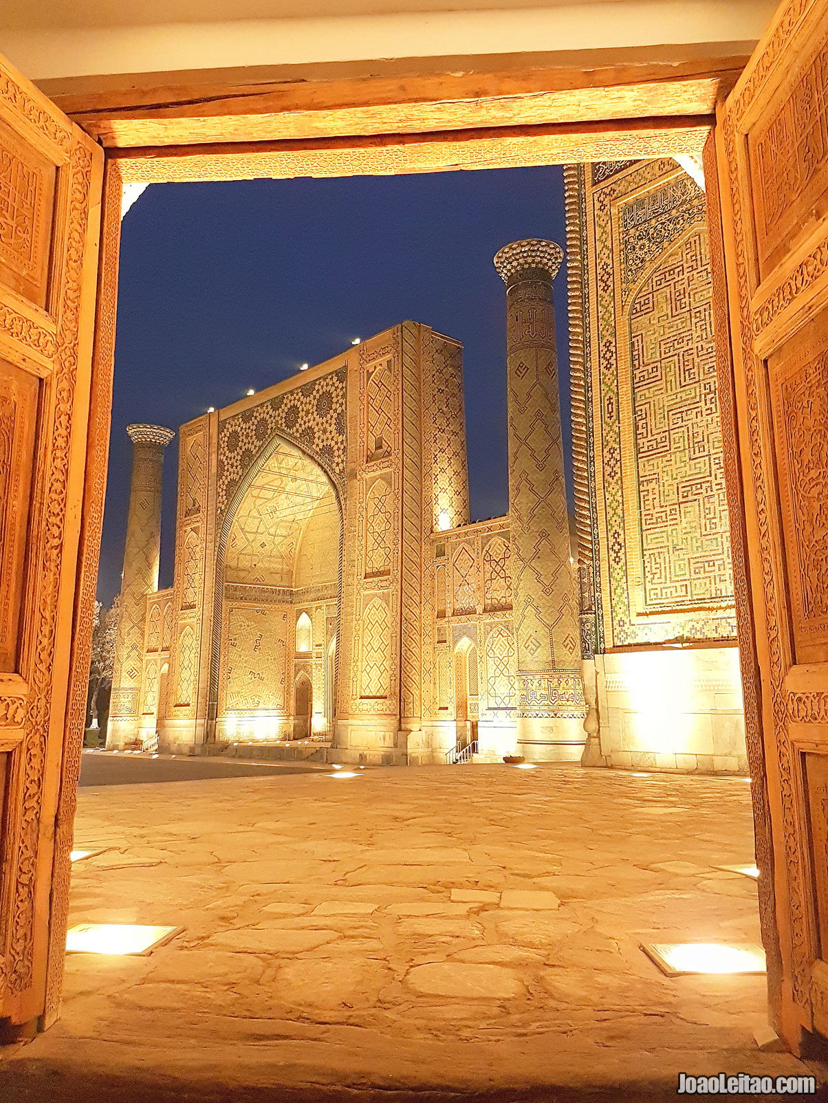 UNESCO World Heritage Sites in Uzbekistan