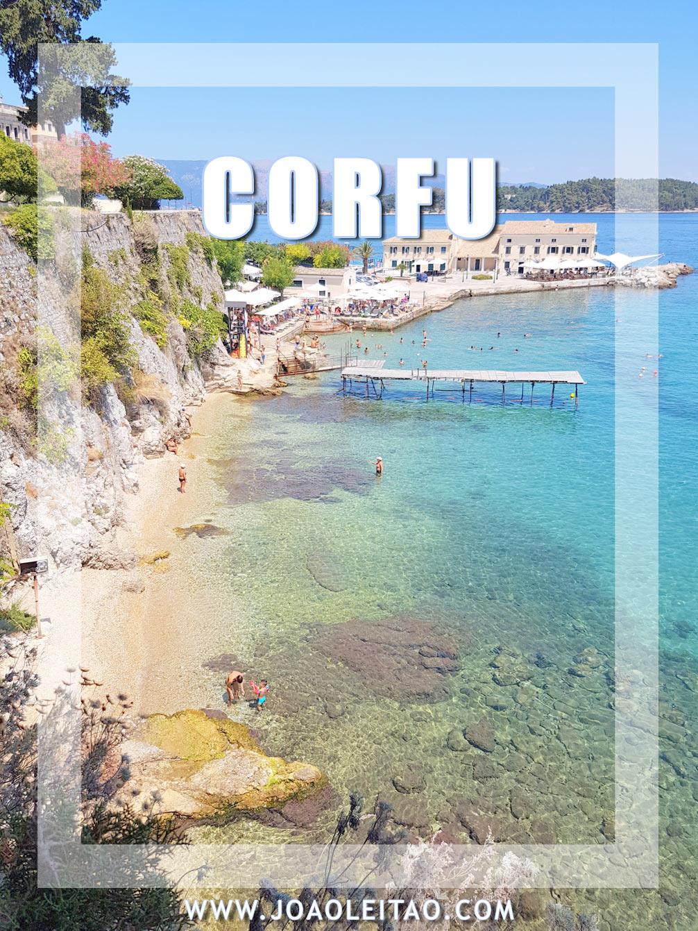 VISIT CORFU GREECE