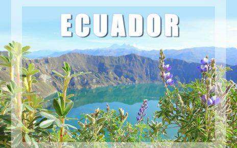 Amazing places to go when you visit Ecuador