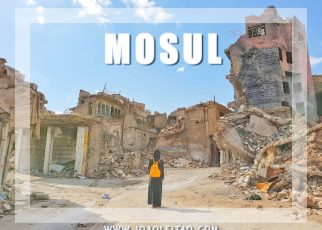 Vieraile MOSUL IRAQissa