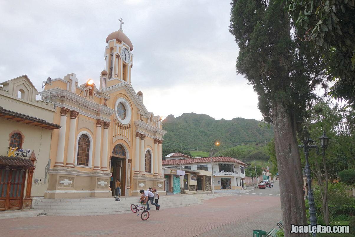Vilcabamba in Ecuador