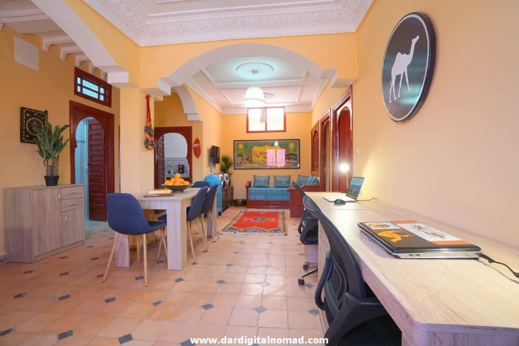 Best Coworking & Coliving Spaces in Morocco