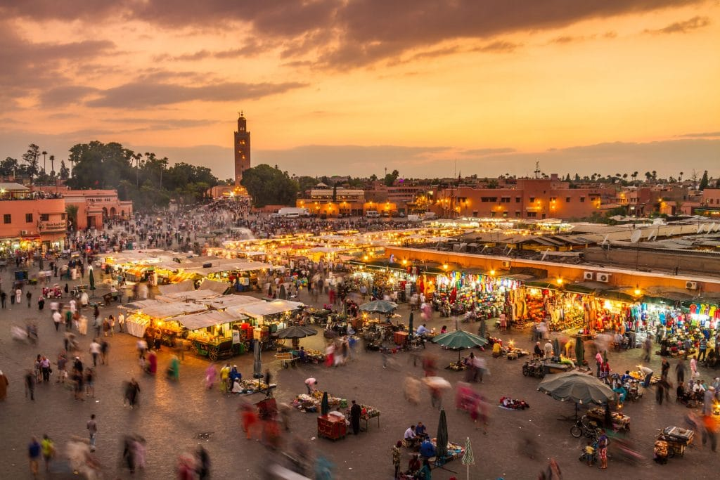 Coliving Spaces in Marrakesh