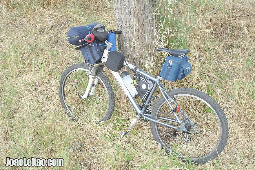 Évora to Comenda » Portugal by bike