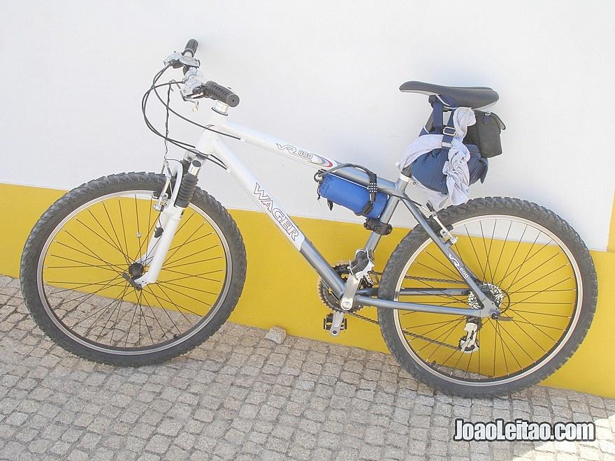 Évora to Arraiolos » Portugal by bike