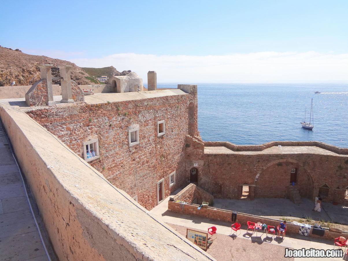 Fort Berlengas