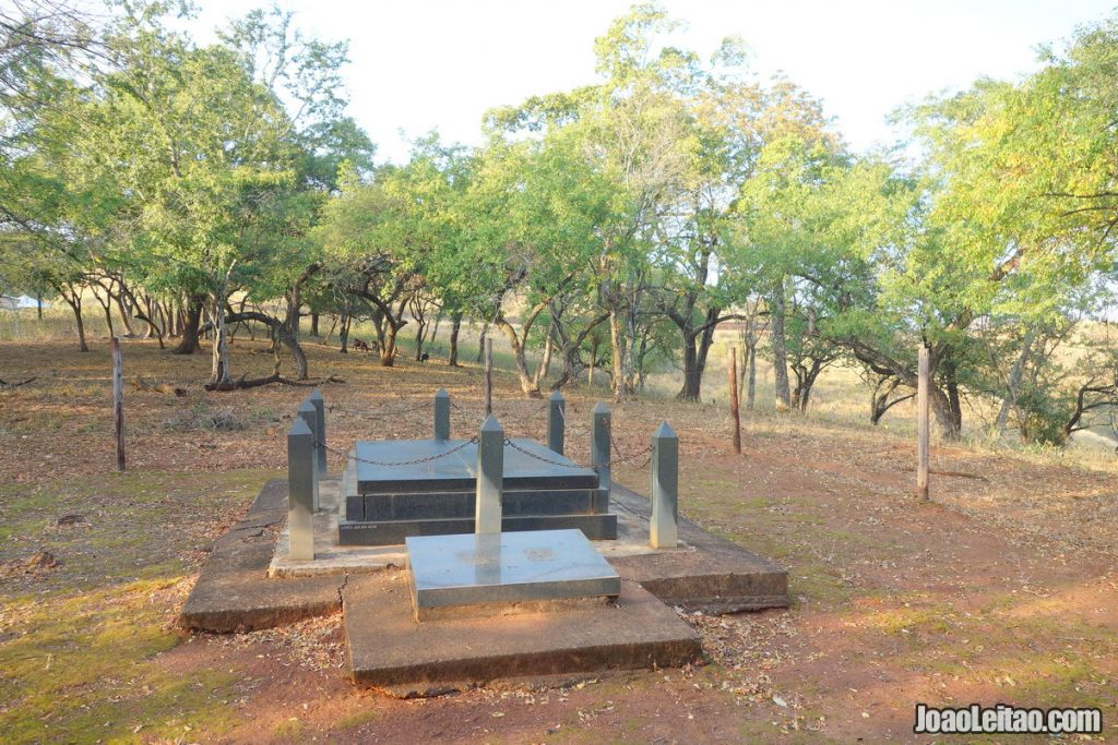 King Cetshwayo Grave