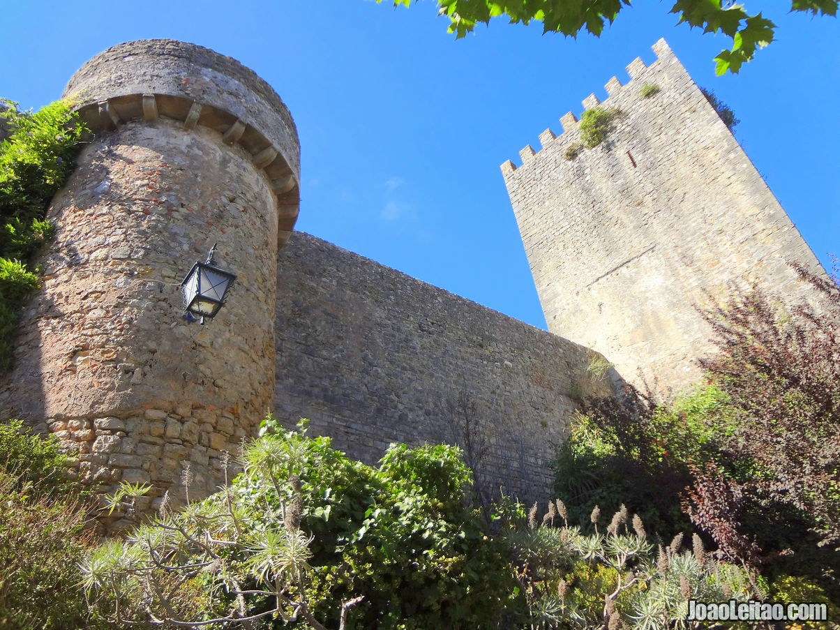 Obidos Castle Portugal
