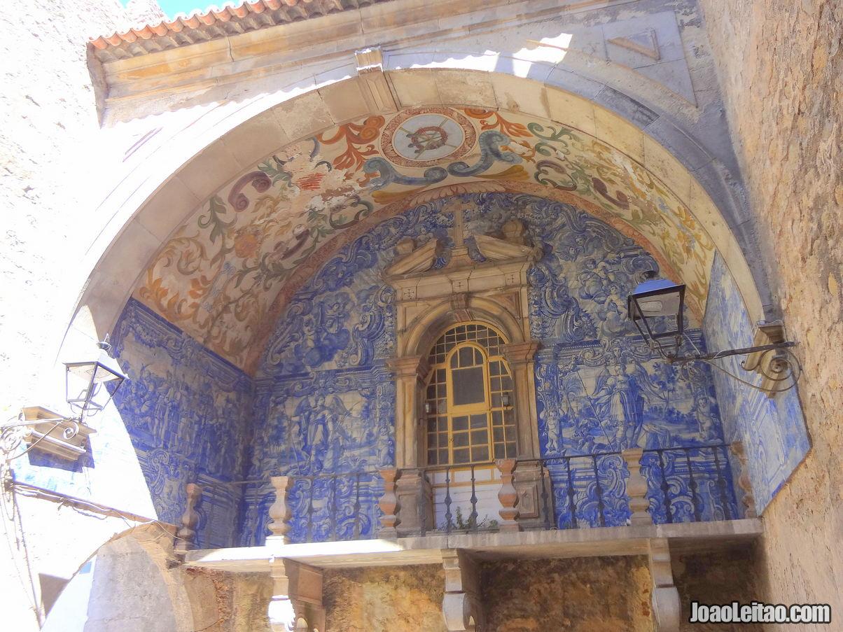 Porta da Vila Obidos Portugal