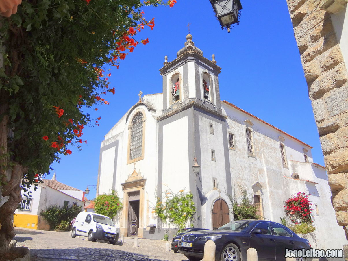 Sao Pedro Church Obidos Portuga