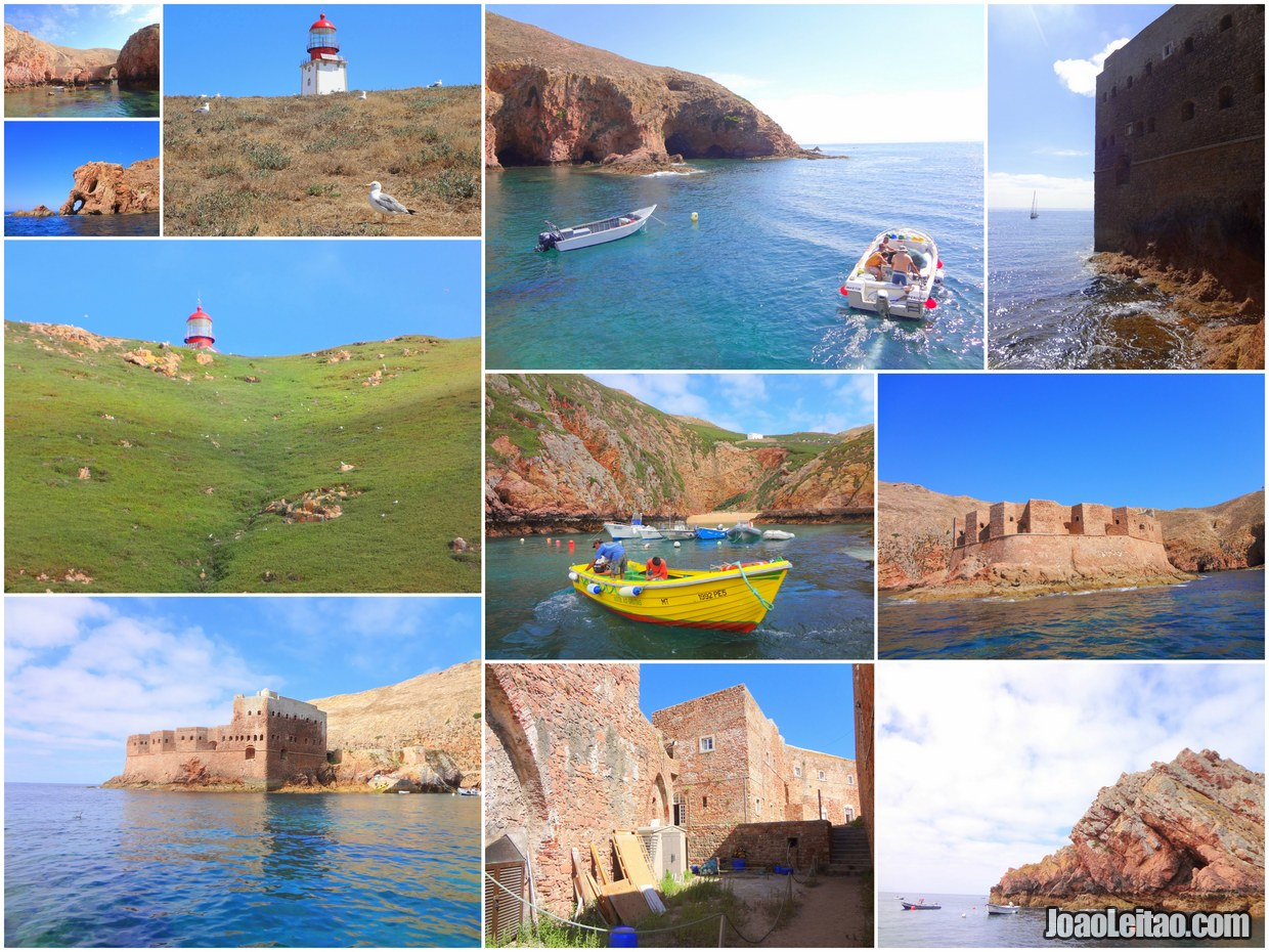 Top things to do in Berlengas