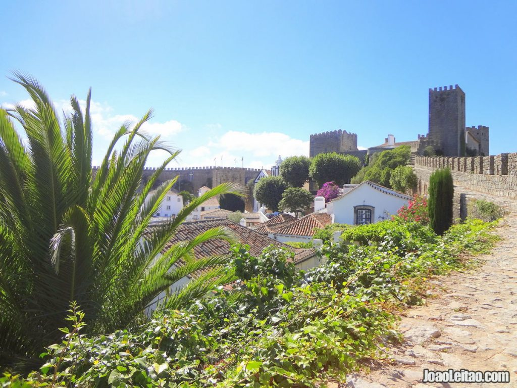 Visit Obidos Portugal: 11 best places & top things to do
