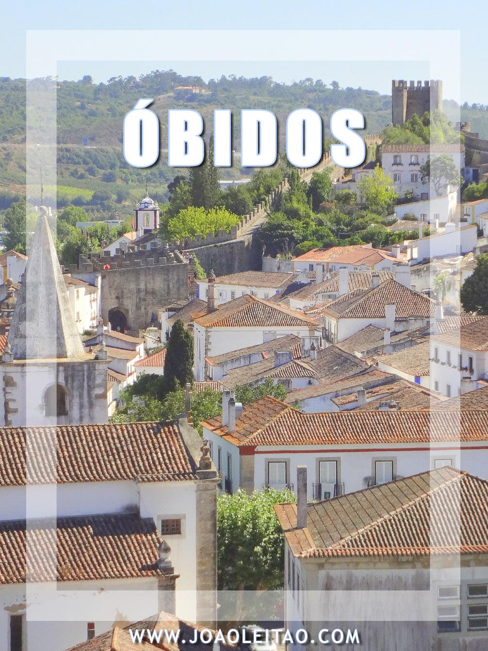 VISIT OBIDOS