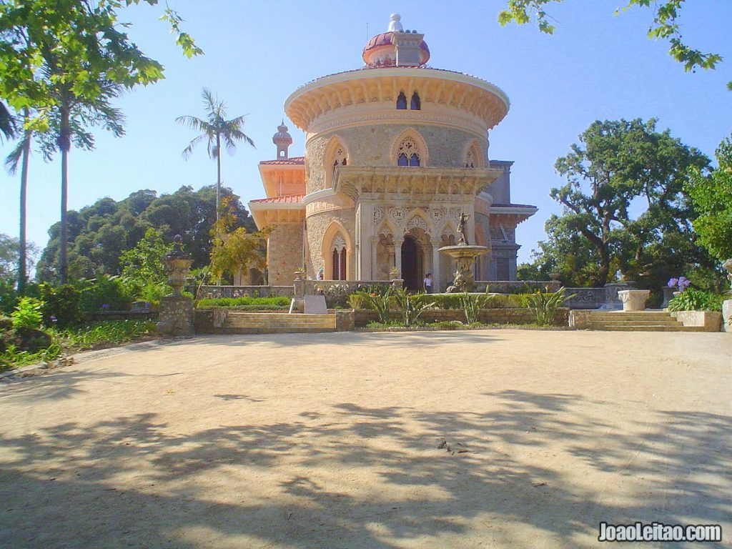 Visit Monserrate Palace in Sintra
