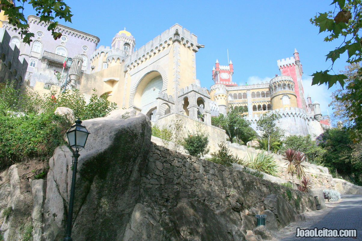 Visit Pena Palace in Sintra