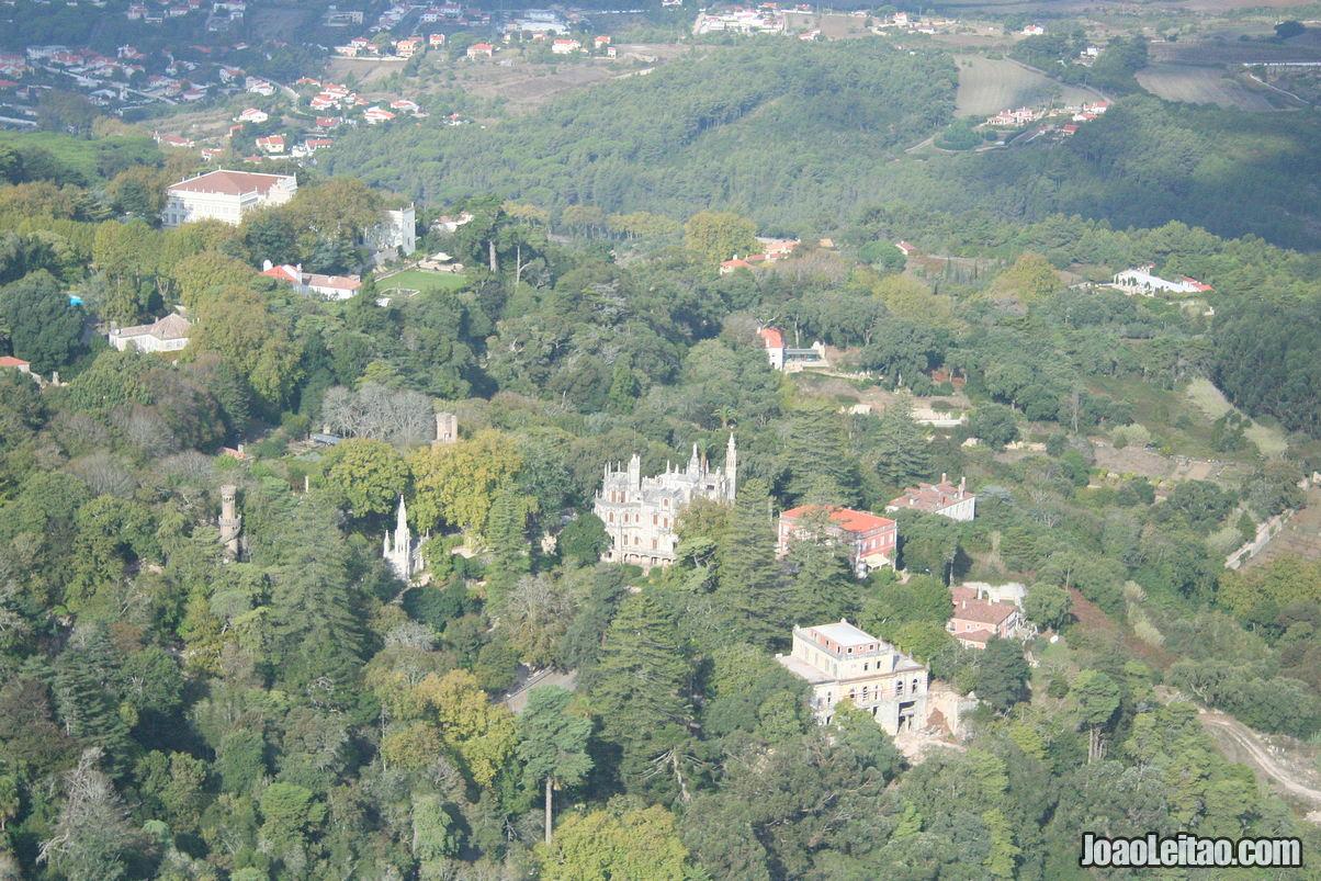 Visit Regaleira Estate in Sintra