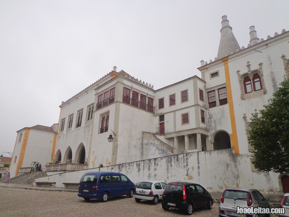 Visit Sintra National Palace in Sintra