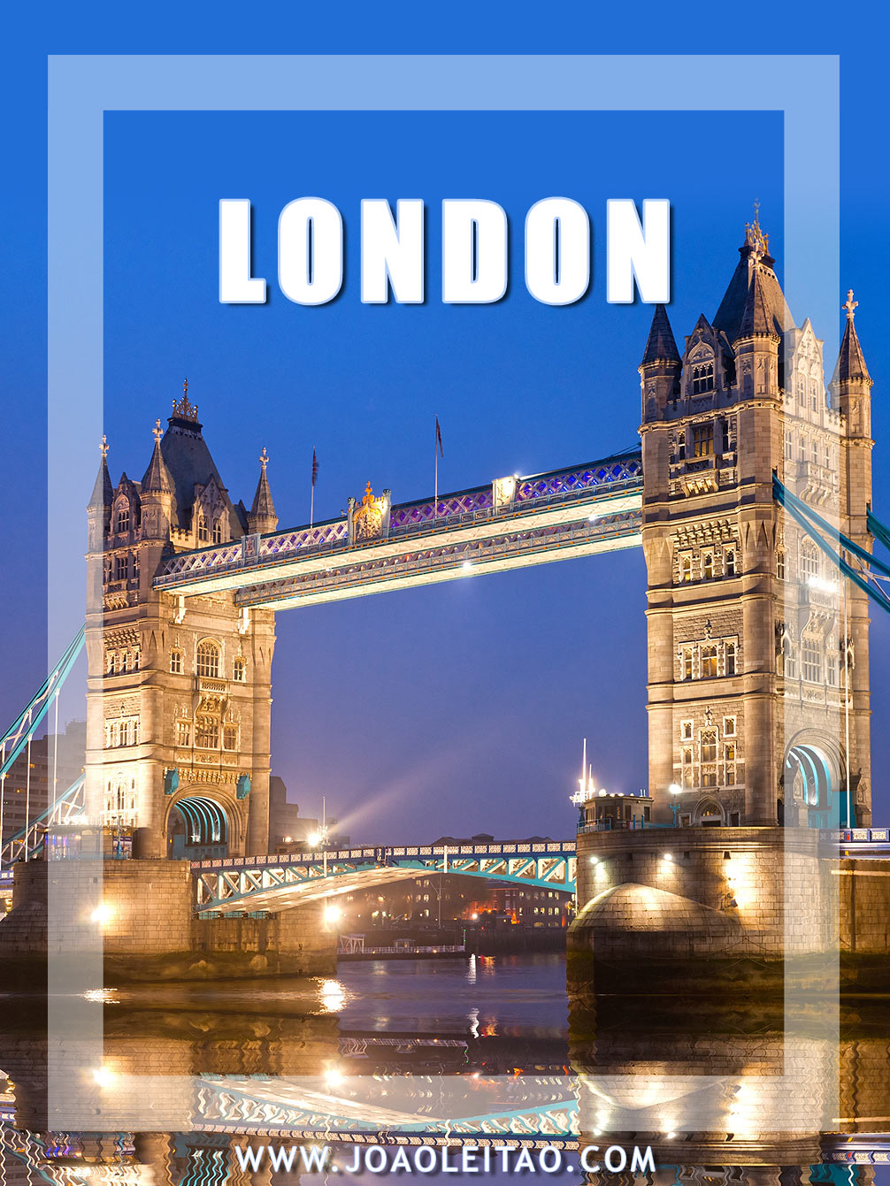 travel guide to London