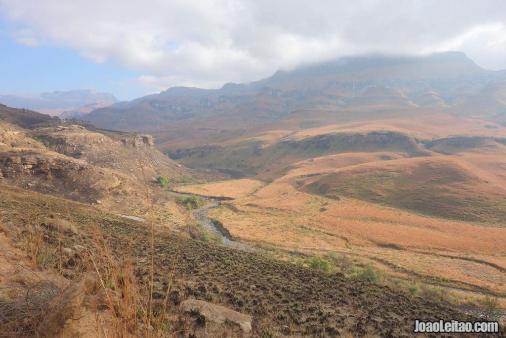 uKhahlamba Drakensberg Natural Park