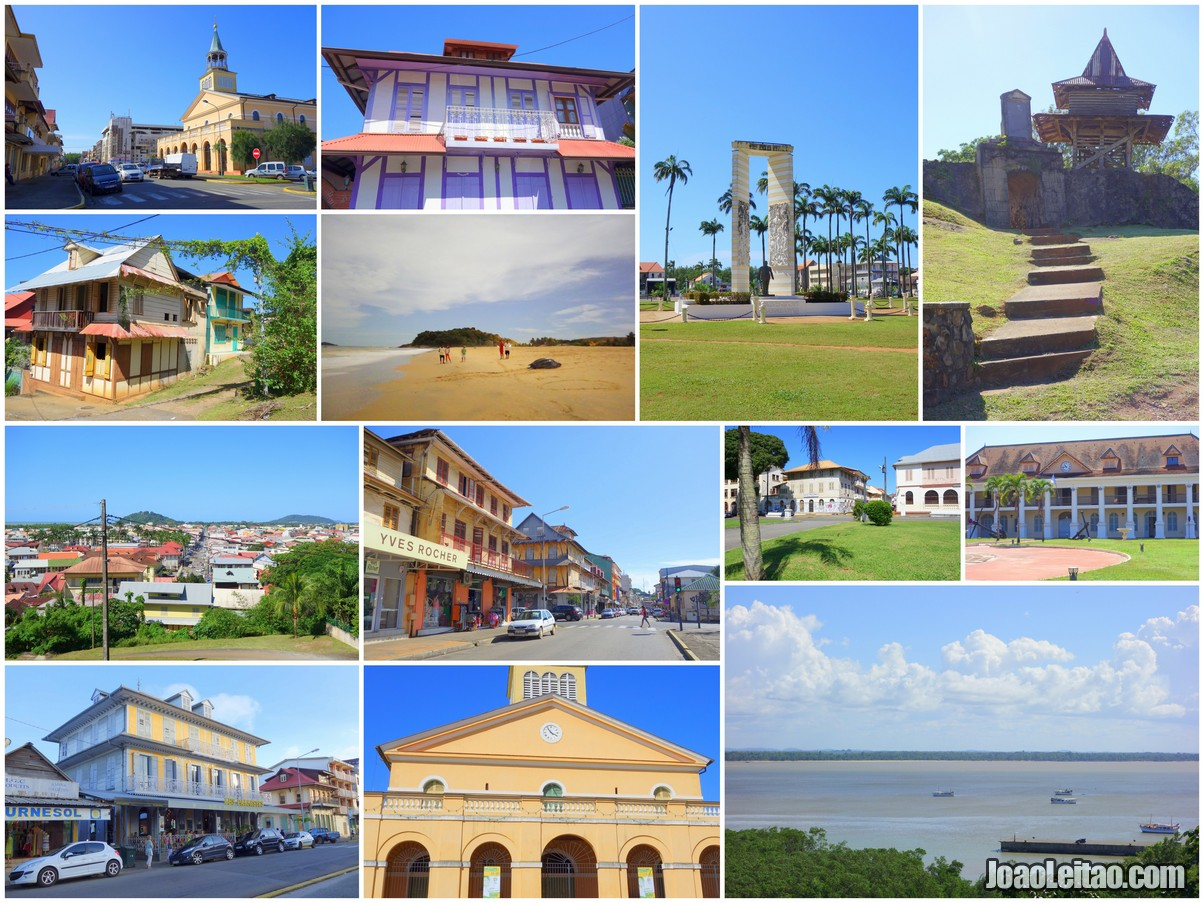Best places to visit in Cayenne