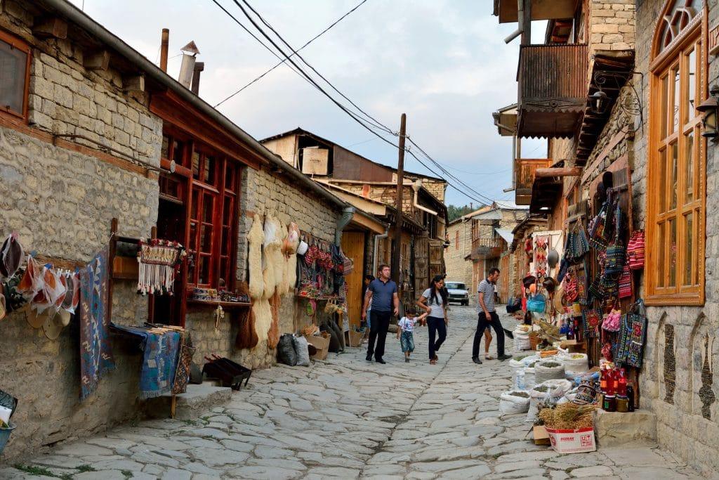 Lahic in Azerbaijan