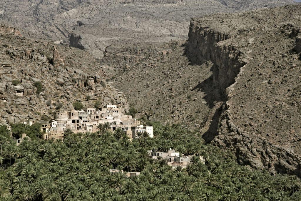 Al Misfah in the Hajar Mountains