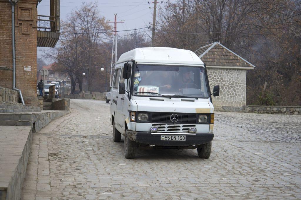 Public Transportation in Azerbaijan