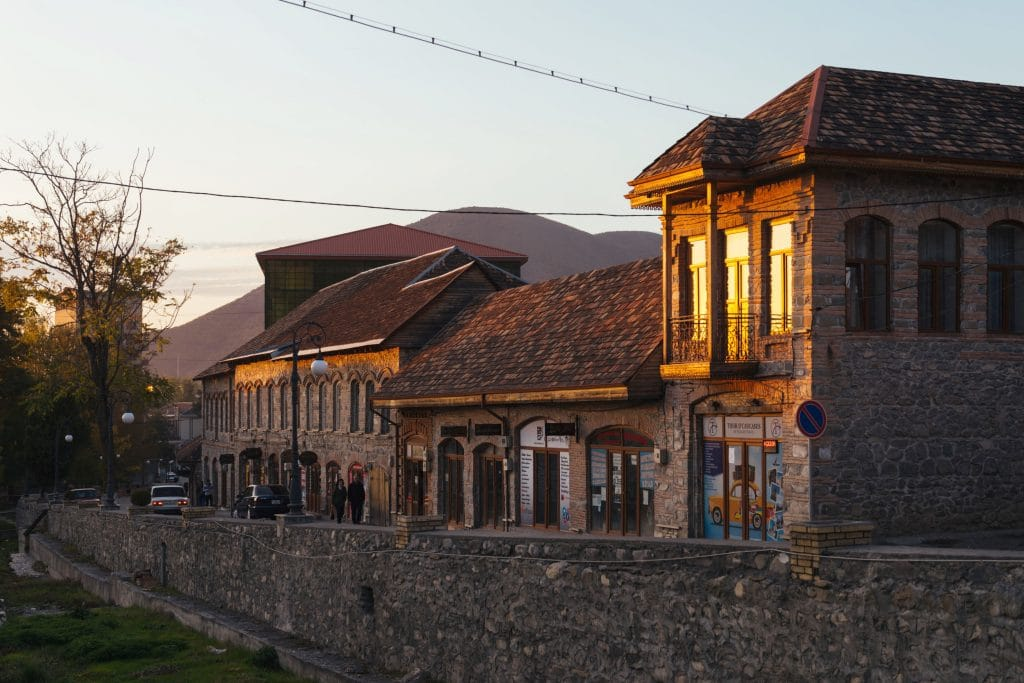 Sheki Azerbaijan