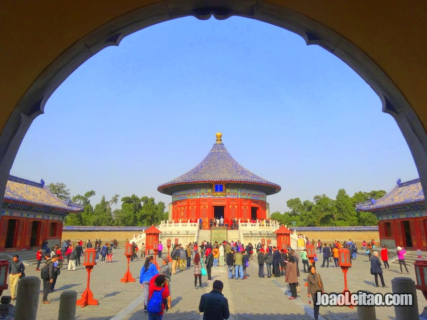 Complex of the Temple of Heaven