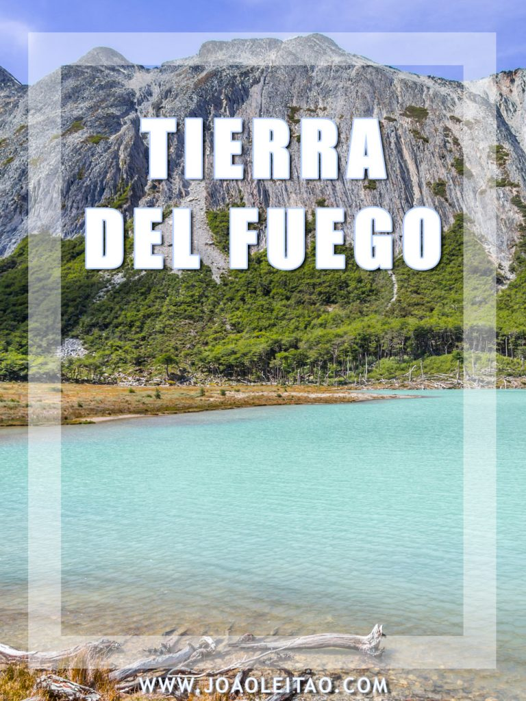 Tierra del Fuego Travel Guide • ארגענטינע & טשילע