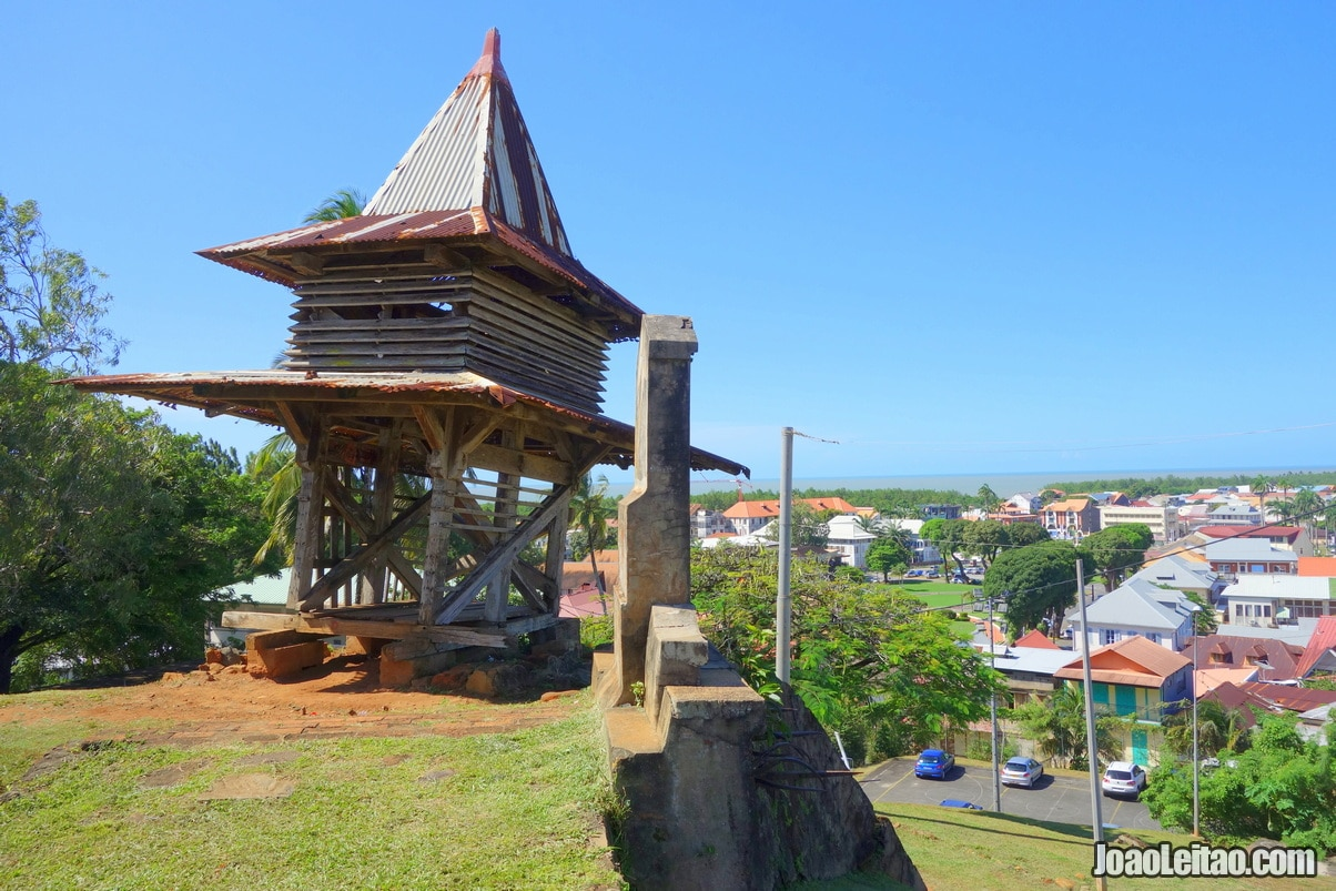 Top things to do in Cayenne
