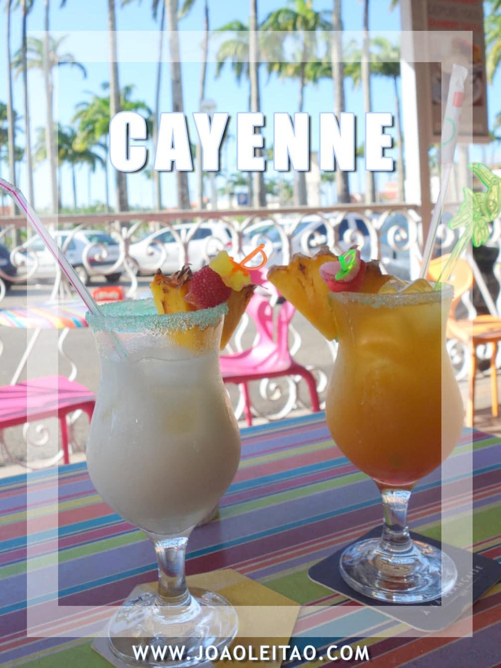 Visit Cayenne French Guiana