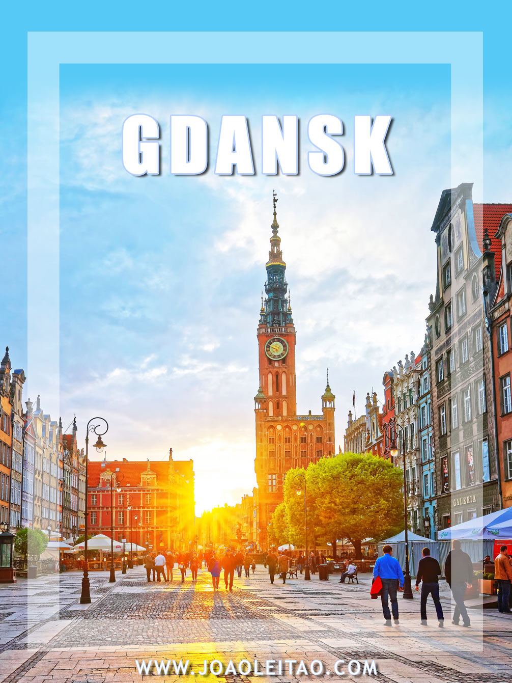 Visit Gdansk Poland