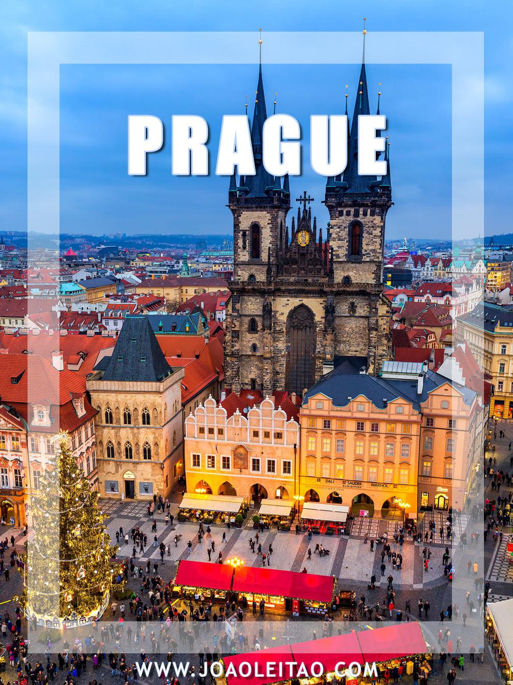 Visit Prague Czech Republic