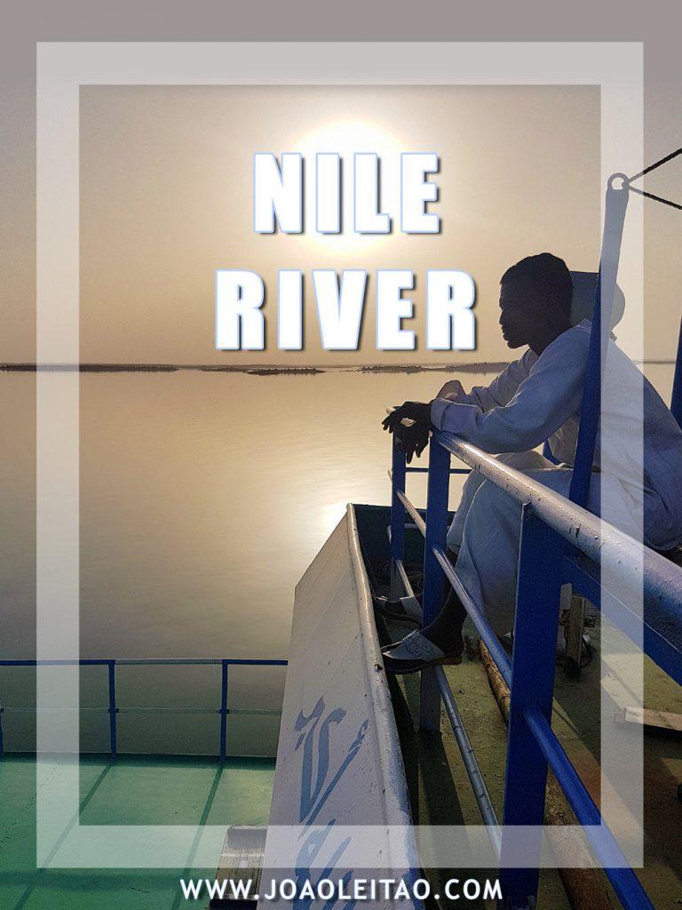 नाव से सूडान तक मिस्र »आसवान से वाडी हलाफा तक 19 घंटे