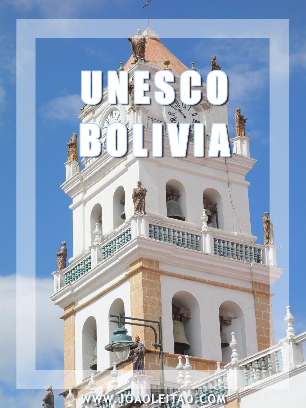 UNESCO Sites in Bolivia
