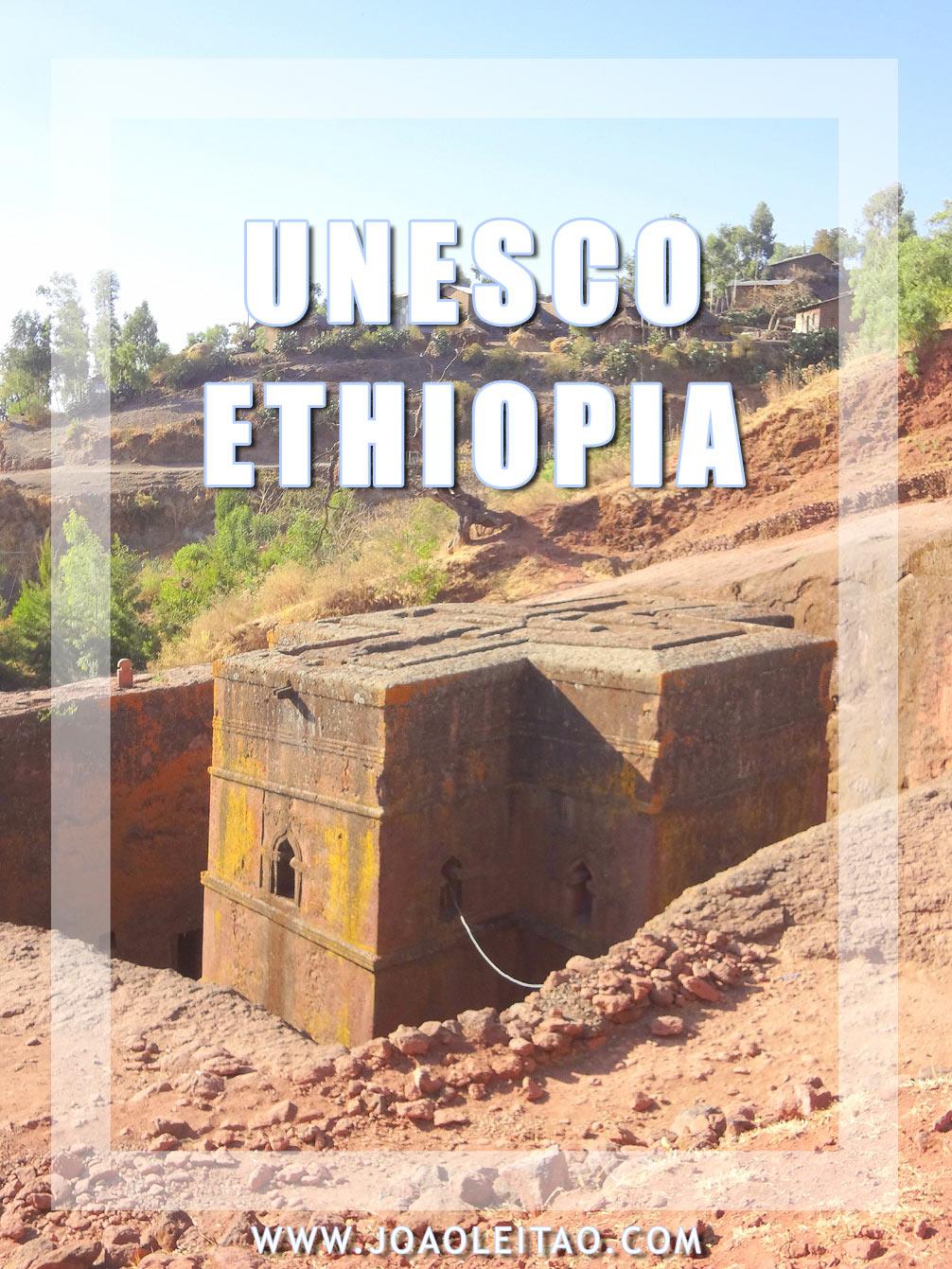 UNESCO Sites in Ethiopia