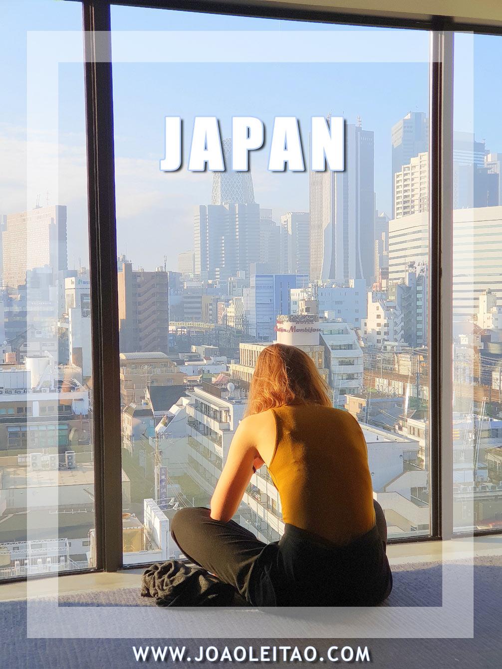 Japan Budget Accommodation
