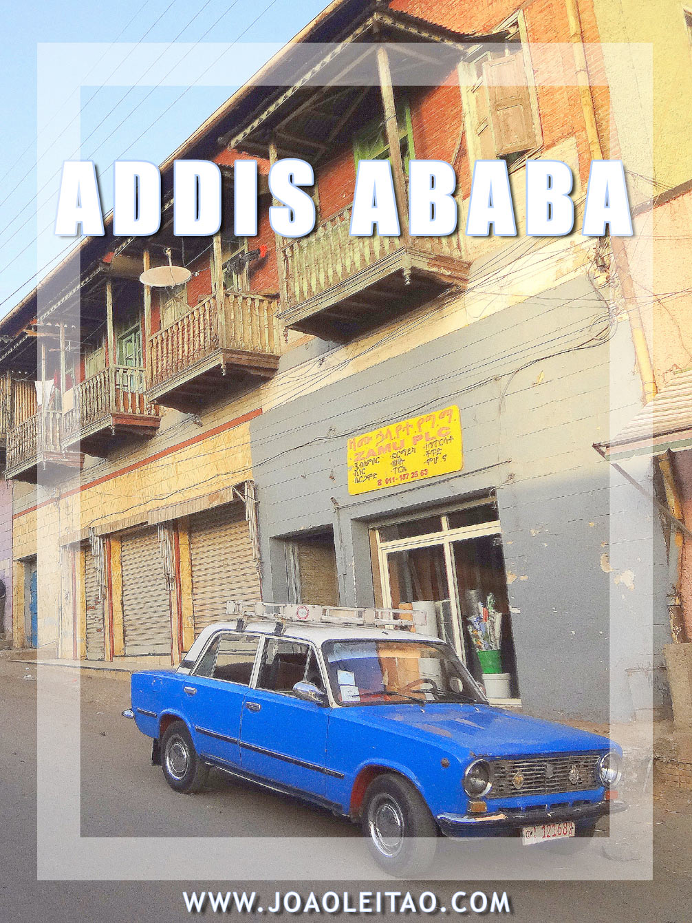 Top Places To Visit In Addis Ababa