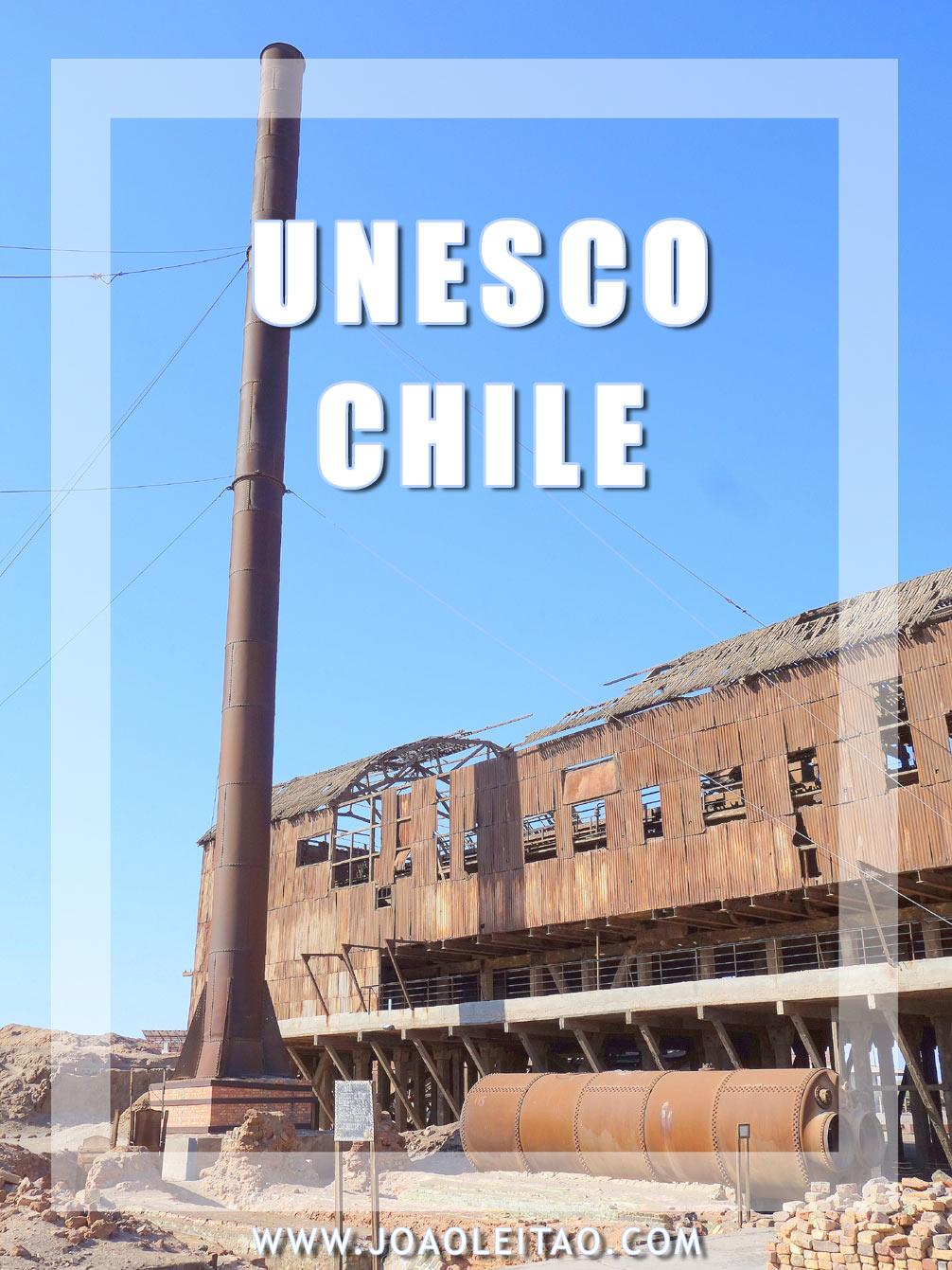 UNESCO Sites in Chile