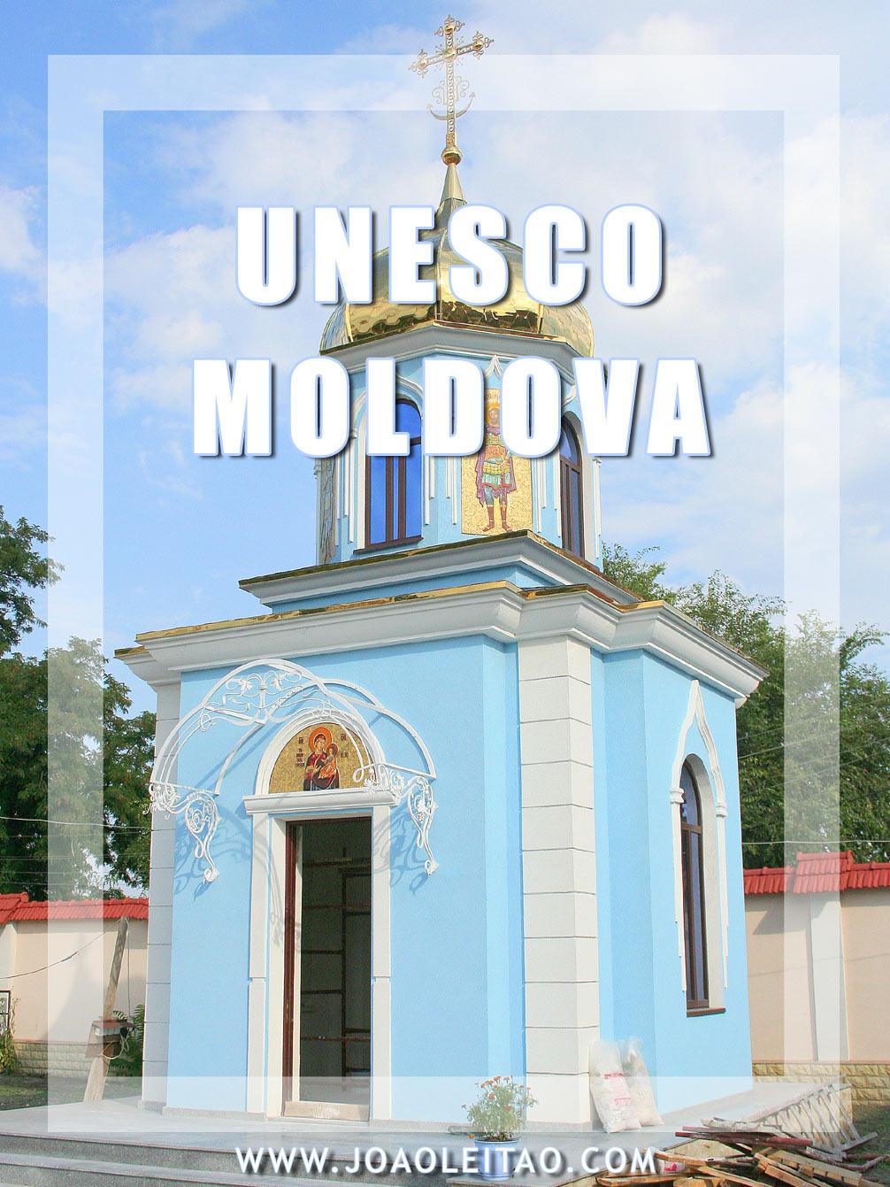 UNESCO Sites in Moldova