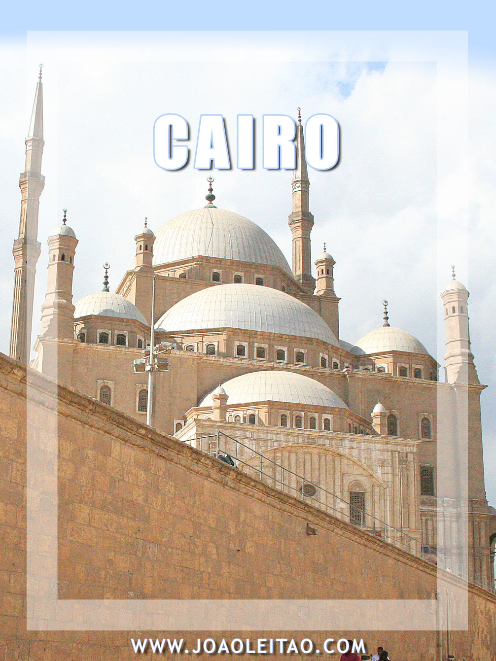 What to visit in Cairo the capital of Egypt