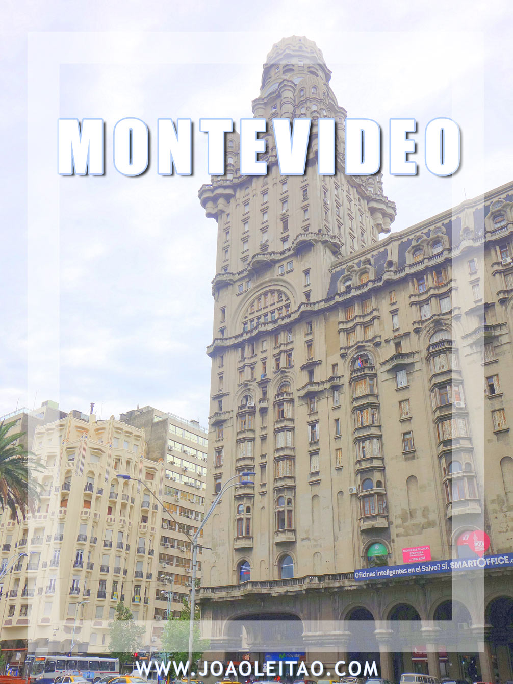 VISIT MONTEVIDEO