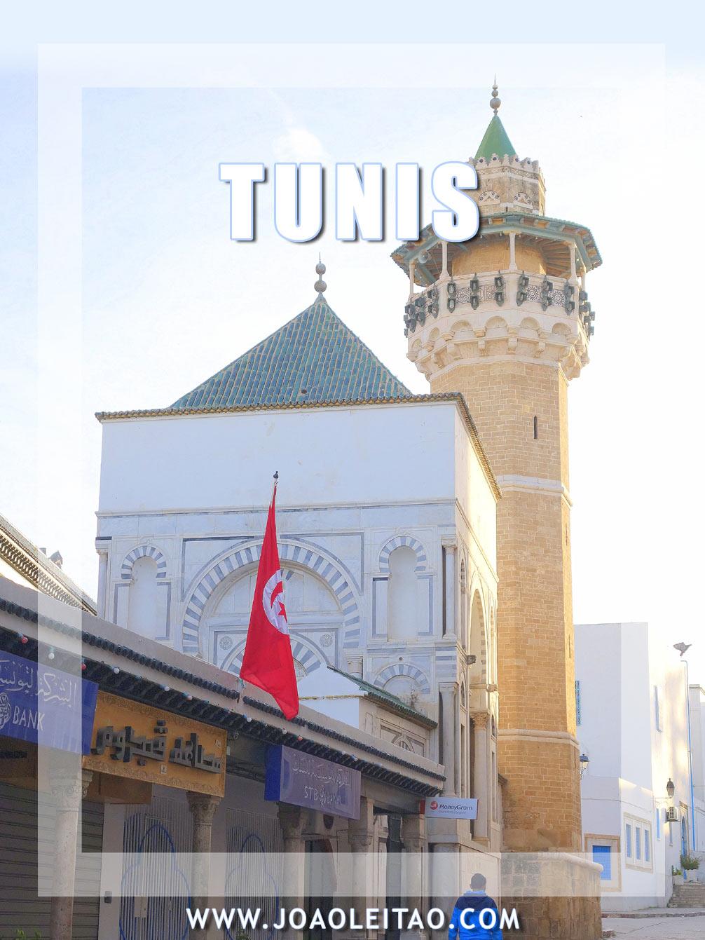 VISIT TUNIS TUNISIA